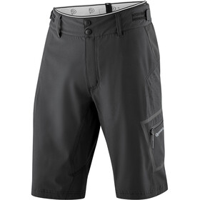 Gonso Besso Fietsbroek Heren, black
